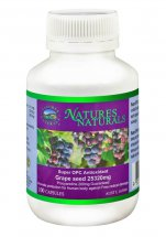 Super OPC Antioxidant – Grape seed 25320 mg - 100 gélules